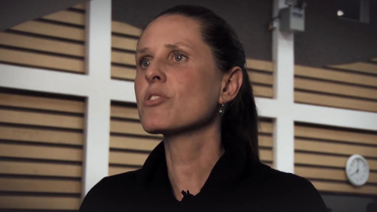 Carol Joly - Regente da Orquestra Experimental da UFSCar